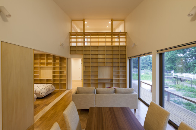 Library house_17_2