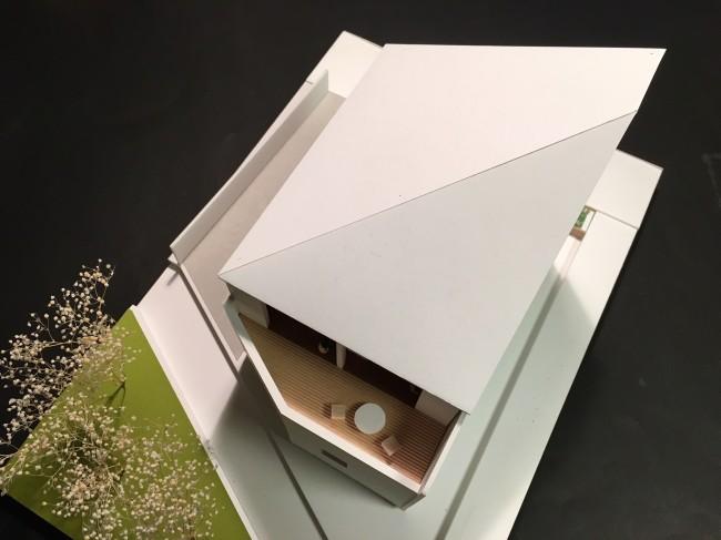 心地よい風と緑のある家003