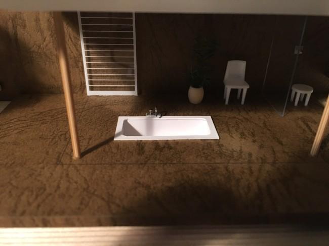 柚子風呂模型14
