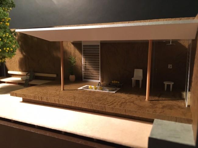 柚子風呂模型12