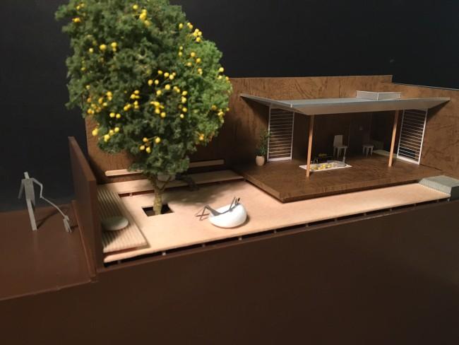 柚子風呂模型09