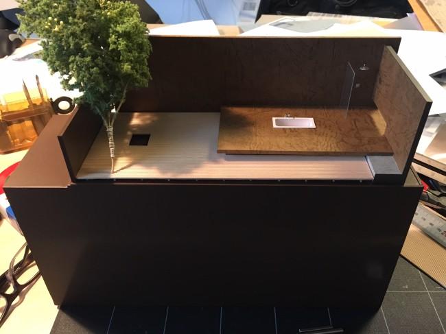 柚子風呂模型05